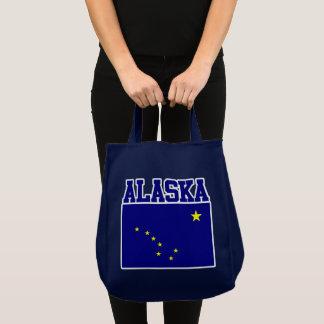 Alaska-Staats-Flaggen-Taschen-Tasche Tragetasche