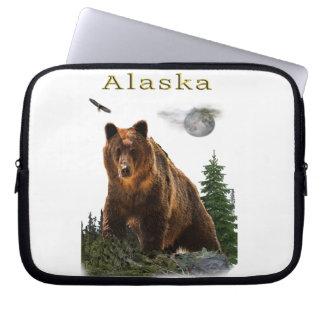 Alaska-Waren Laptopschutzhülle