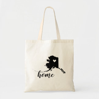 Alaska-Zuhause-Staats-Taschen-Tasche Tragetasche
