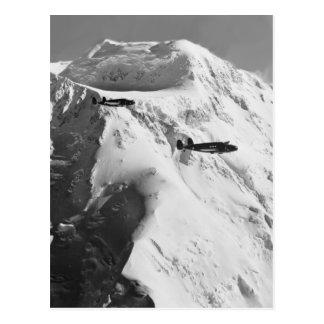 Alaskische Air, 1942 Postkarte