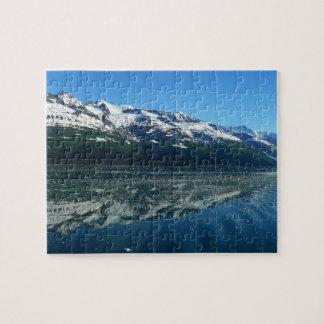Alaskische Küstenlinien-schöne Natur-Fotografie Puzzle