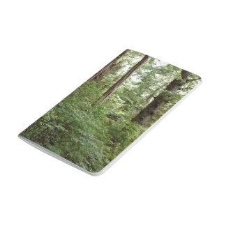 Alaskische Waldtaschen-Zeitschrift Taschennotizbuch