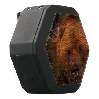 Alaskischer Bär mit CUB Schwarze Bluetooth Lautsprecher