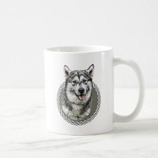 Alaskischer Malamute 001 Kaffeetasse
