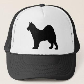 Alaskischer Malamute-Hund Truckerkappe