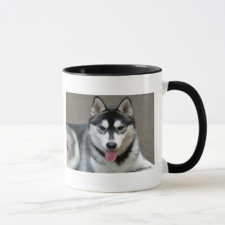 Alaskischer Malamute-Hunde Tasse