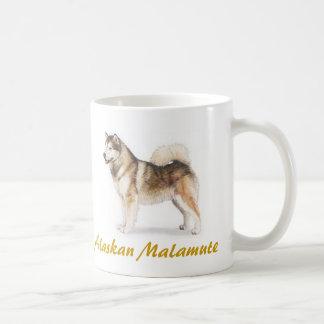 Alaskischer Malamute, Hundeliebhaber reichlich! Kaffeetasse