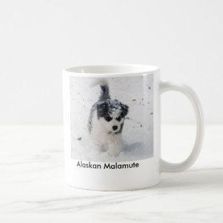 Alaskischer Malamute Kaffeetasse