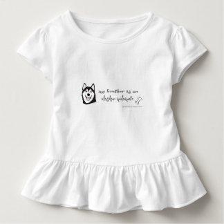 alaskischer Malamute Kleinkind T-shirt