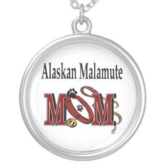 Alaskischer Malamute, MAMMA Geschenke Versilberte Kette