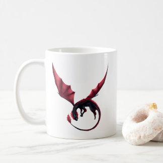 Alavon Drache Ouroboros 11 Unze-Tasse Kaffeetasse
