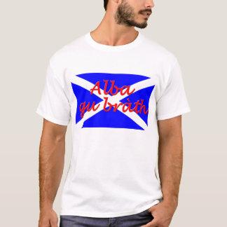 """Alba der T - Shirt """"GU brath"""" grundlegender Männer"""