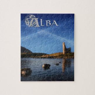 Alba, Schottland, Caledonia Puzzle