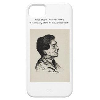 Alban Maria Johannes Berg Etui Fürs iPhone 5