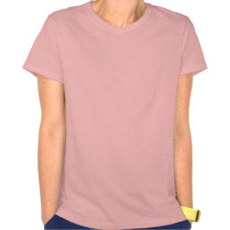 Albaner errichtet Charakter T-shirt