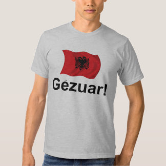 Albaner Gezuar! (Beifall) T-Shirts