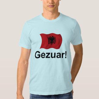 Albaner Gezuar! (Beifall) T Shirts