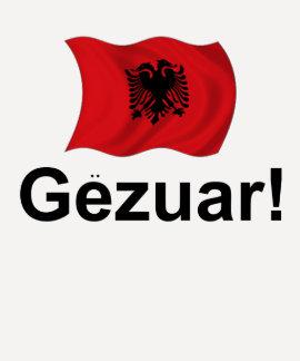 Albaner Gezuar! (Beifall) Shirt