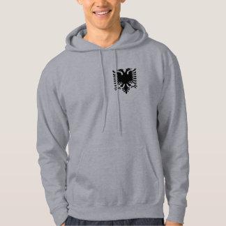 Albanian_Eagle Kapuzensweater