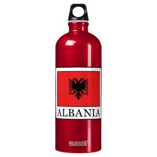 Albanien Aluminiumwasserflasche