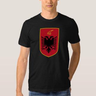 Albanien-Emblem T-shirt
