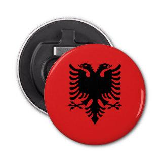 Albanien-Flagge Flaschenöffner