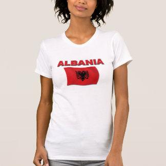Albanien-Flagge Shirts