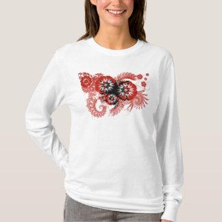 Albanien-Flagge T-Shirt