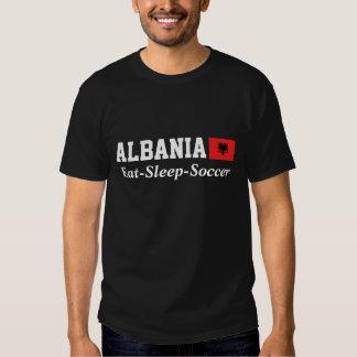 Albanien-Fußball T-Shirt