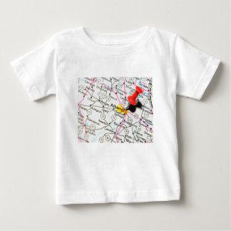 Albanien, New York Baby T-shirt