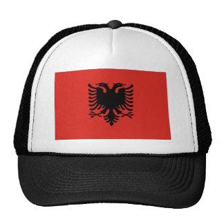 Albanien Retromütze