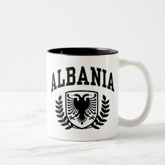 Albanien Kaffee Tasse