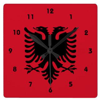 Albanien Wanduhren