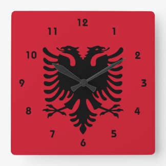 Albanien Uhren