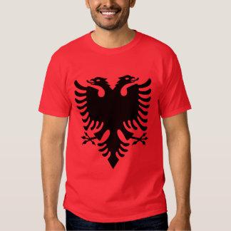Albanien-Wappen Shirt