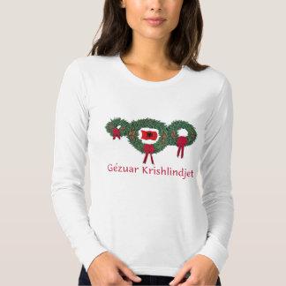 Albanien-Weihnachten 2 Hemden