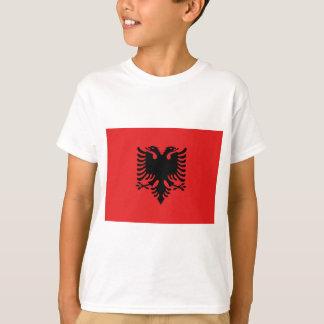 Albanische Flagge T-Shirt