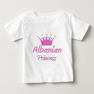 Albanische Prinzessin Baby T-shirt