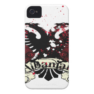 albanischer Adler Case-Mate iPhone 4 Hülle