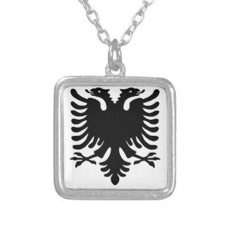 Albanischer Adler Amuletten
