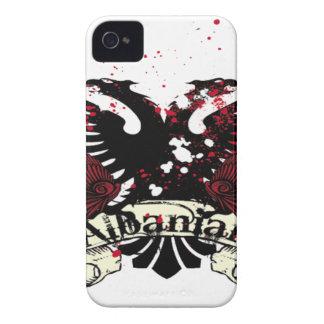 albanischer Adler iPhone 4 Case-Mate Hülle