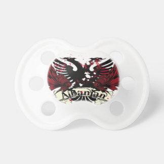 albanischer Adler Schnuller