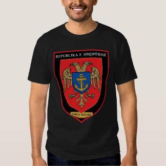 Albanischer Kriegsmarine Shirts