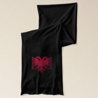Albanischer zwei-köpfiger Adler Schal