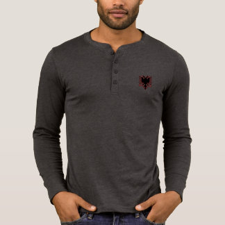 Albanischer zwei-köpfiger Adler T-Shirt