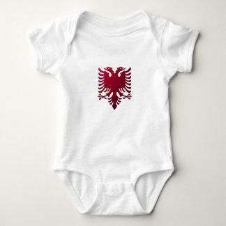 Albanischer zwei-köpfiger Adler Shirt