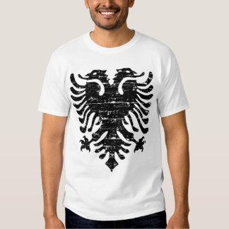 Albanisches Adleremblem Shirts