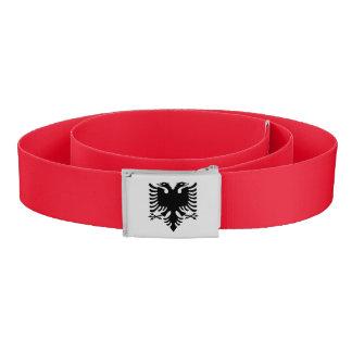 Albanisches Wappen Gürtel