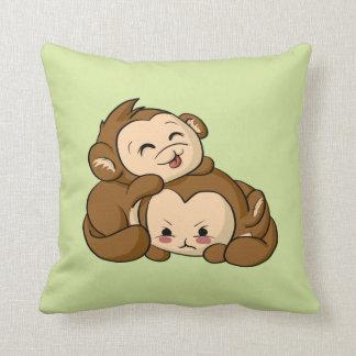 Alberne Affen! Kissen