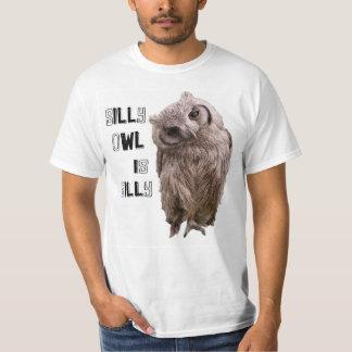 Alberne Eule T-Shirt